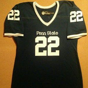 Vintage Penn St. University Jersey #22 - Size: XL